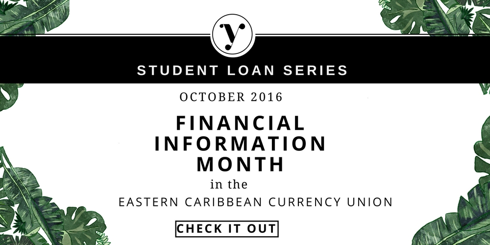 Financial Information Month Student Loan Series October 2016