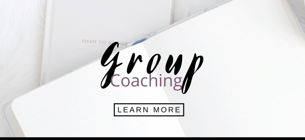Group Coaching Learn More