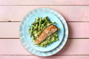 Maple Mustard Salmon - Hello Fresh