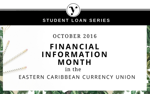 Financial Information Month 2016 in the Eastern Caribbean Currency Union