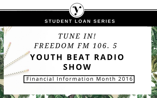 Freedom FM 106.5 Youth Beat Radio Show for FIM 2016