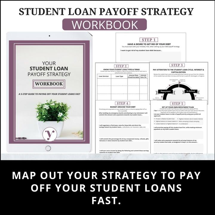Shop-StudentLoanStrategyWorkbook