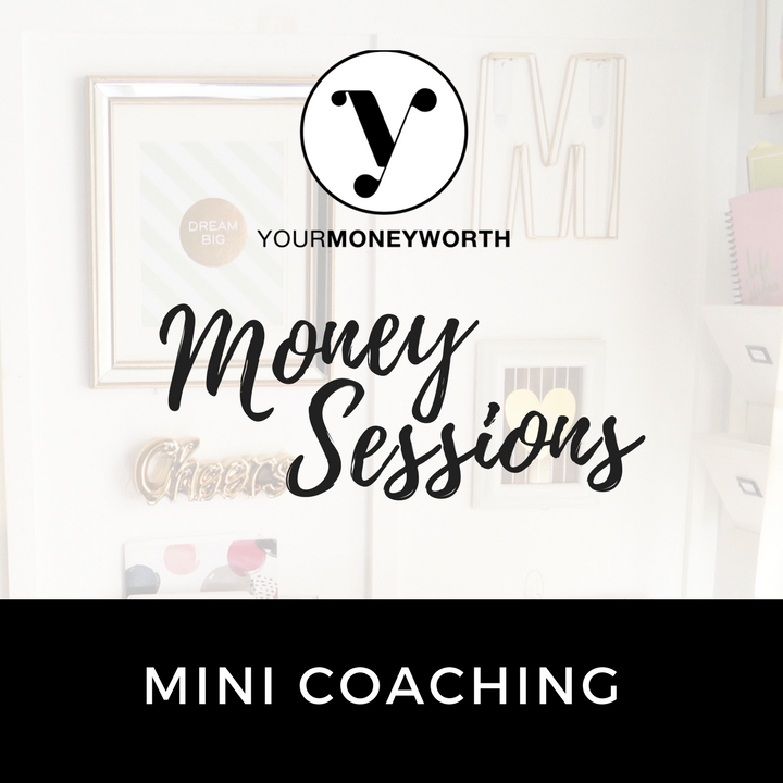 Mini Money Coaching Session