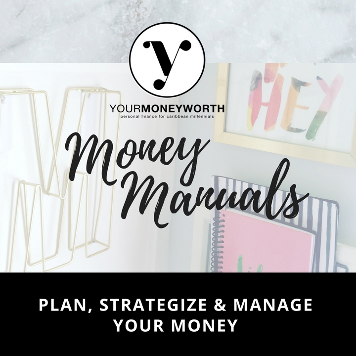 Your Money Worth Money Manuals