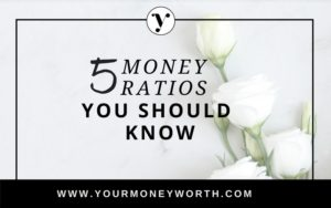 Money Ratios Your Should Know