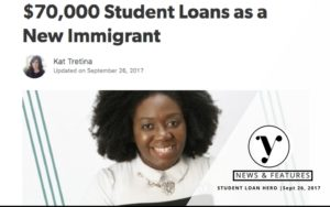Student Loan Hero Feature Melisa Boutin Immigrant Student Loan Story