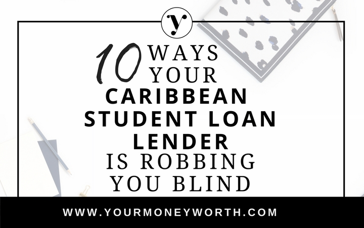 10 Ways Caribbean Banks Are Robbing You Blind