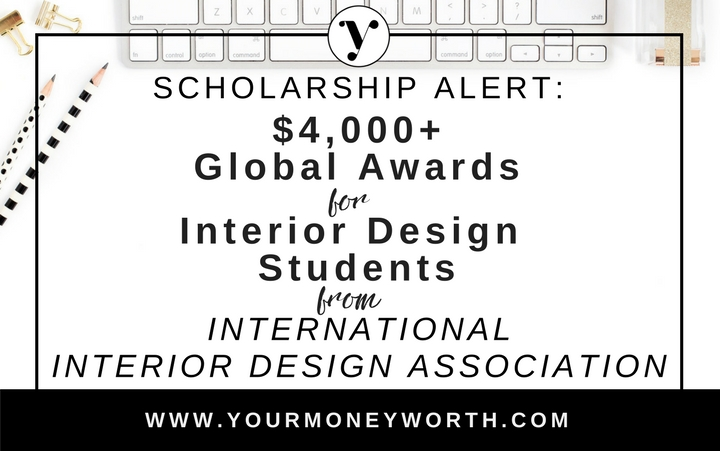 $4,000 Awards for Design Students from IIDA