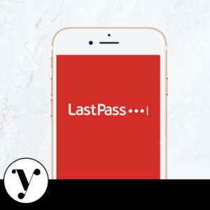 Sign Up For LastPass Password Manager