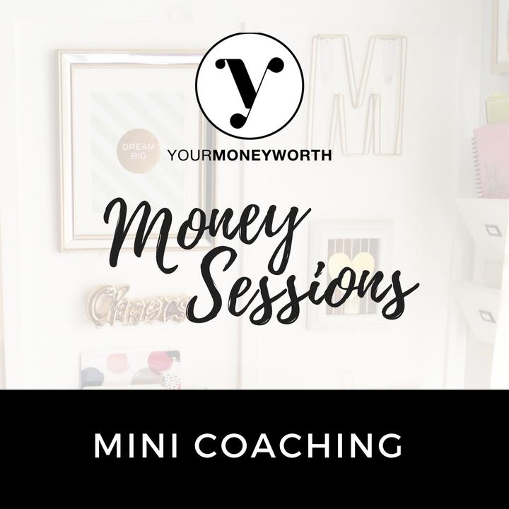 Mini Money Coaching Session